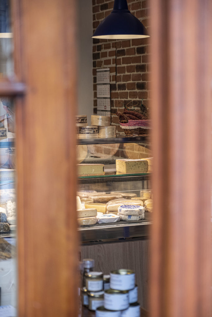 Fromagerie genève